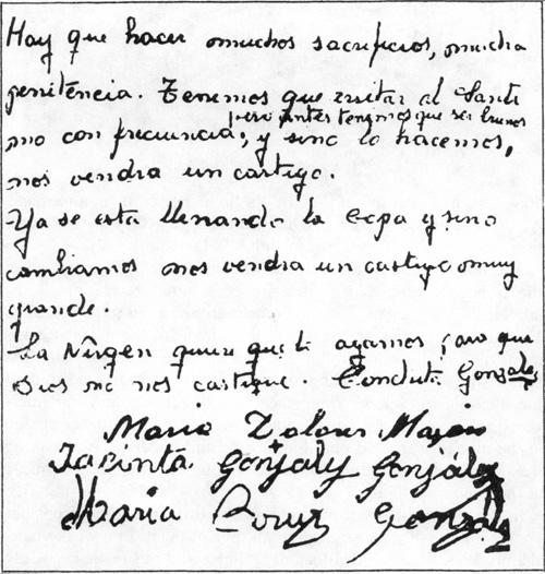 Image:Garabandal-Message du 18-10-1961.jpg