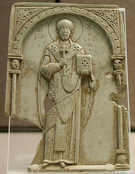 St J Chrysostome