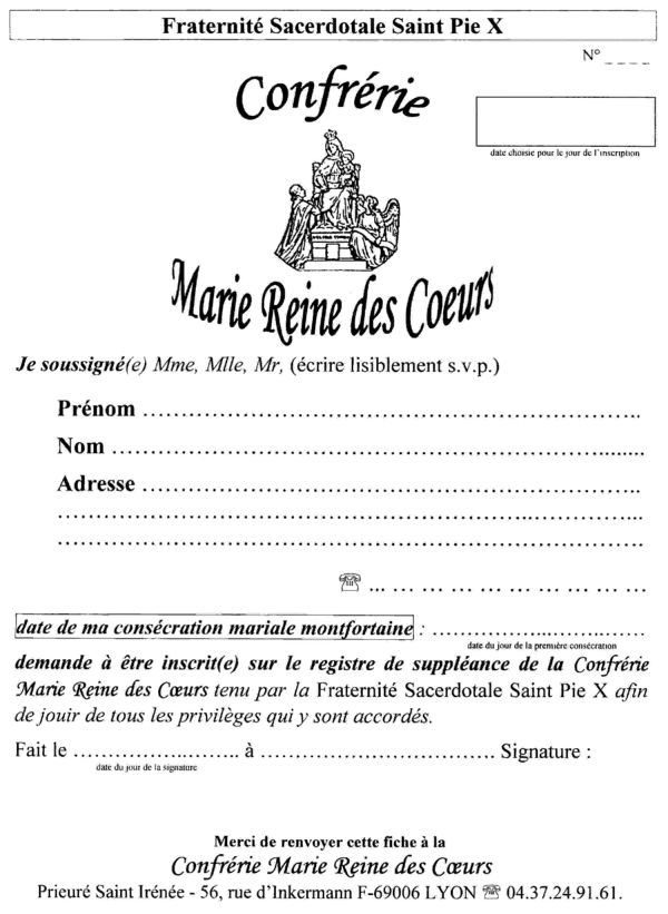 La consécration de St Louis-Marie Grignion de Montfort-Formulaire inscription.jpg